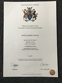 Fake Degree From University of Derby In UK