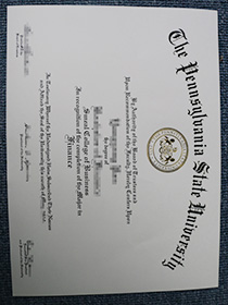 How to Buy A Fake PSU Degree In USA?
