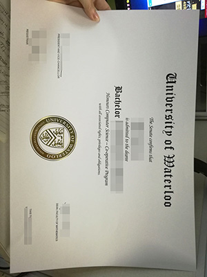 University of Waterloo diploma sample, buy fake dip