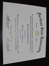Who Can Provide Fake Diploma of Portland State Univ