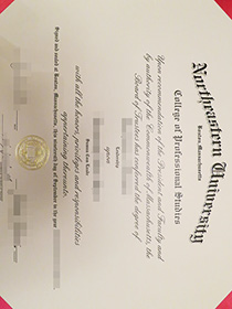 My Brother Order a Fake Degree of Northeastern Univ