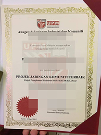 How Much for A Fake UPM Certificate?