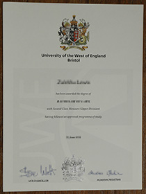 Fake Degree of UWE Bristol with Transcript|UWE degr