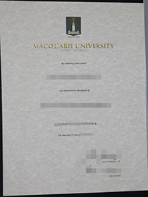 Can I Buy A Fake Macquarie University Degree For Jo