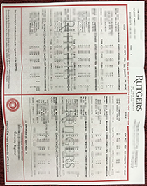 Rutgers transcript buy fake rutgers transcript onli