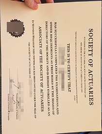 How to Buy a Fake SOA(Society of Actuaries) Certifi