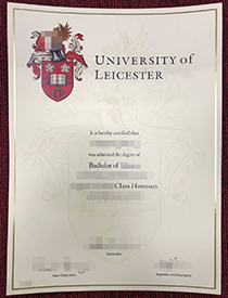 How to Purchase a Fake Degree of University of Leic