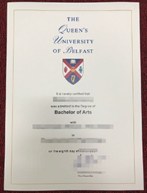 Who Are Looking for fake Queen's University Belfast