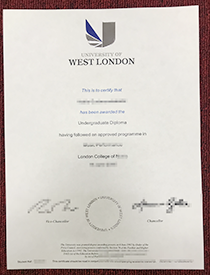 How to order a fake University of West London Degre