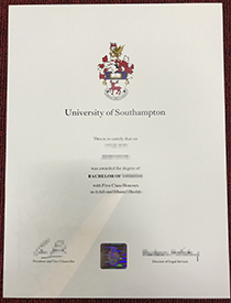 Why not buy a fake University of Southampton degree