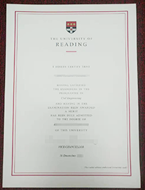 How Soon Can You Get a Fake University of Reading D
