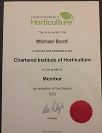 Who Really Buy Fake Chartered Institute of Horticul