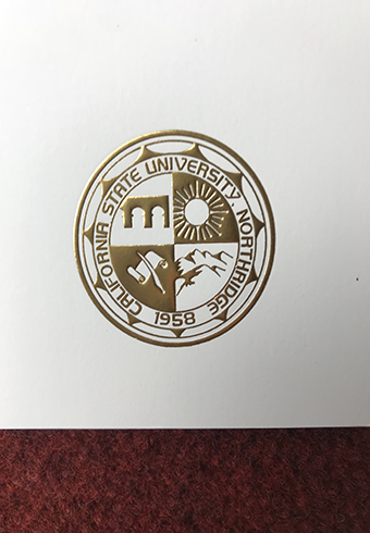 How Does the Golden Seal of California State University North