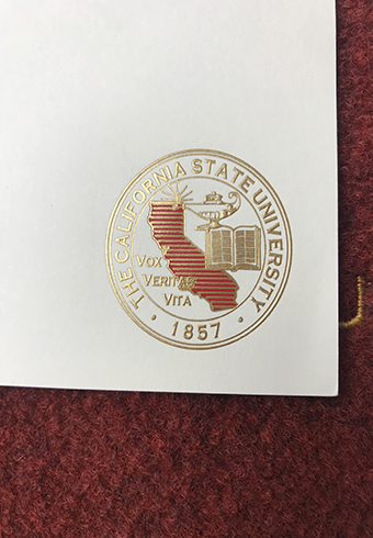 If you need buy a fake (CSU)The California State University d