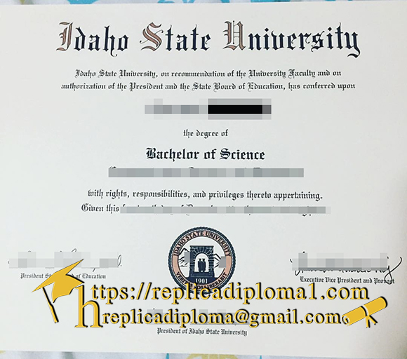 Idaho State University degree