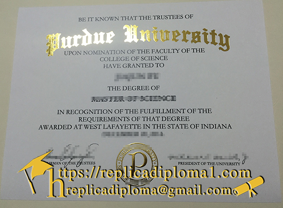 purdue university degree