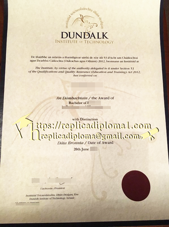 dundalk institute of technology degree