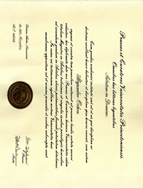 How Fake Princeton University Diploma Could Get You